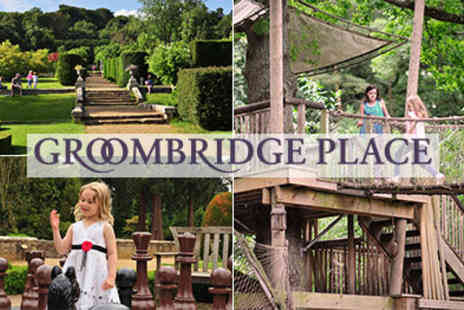 Groombridge Place -  Tickets  A Magical day out for the whole family. - Save 50%