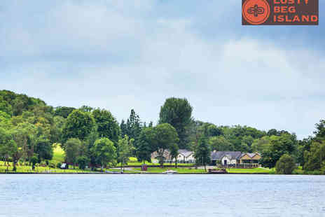 Lusty Beg - A Miniature Island Paradise in Lower Lough Erne - Save 45%
