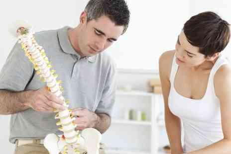 Back 2 Life - Chiropractic Consultation Plus Two  - Save 0%