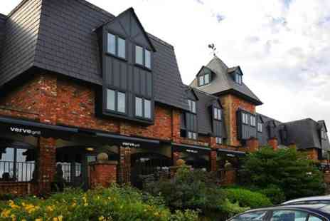 Village Hotel Warrington - One Nights For Two With Breakfast Dinner and Wine  - Save 51%