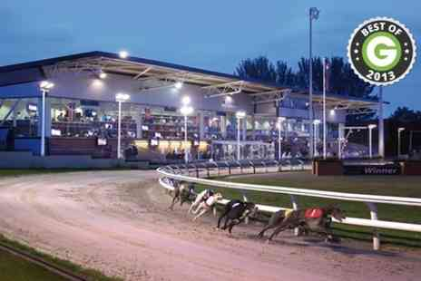 Drumbo Park -  Entry Plus Racecard Burger and Drink For One - Save 50%