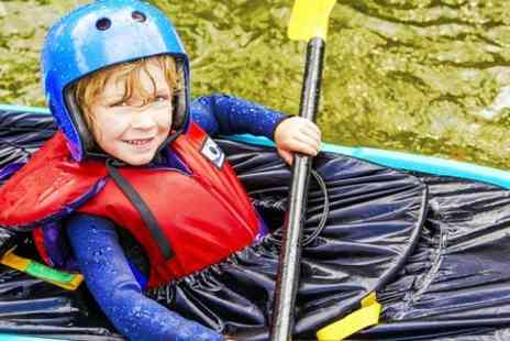 Talkin Tarn Activities - Kayak Archery and Bushcraft Experience Day - Save 0%