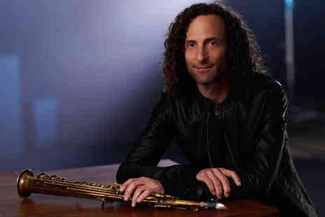 Kenny G - A Premium Ticket to Kenny G Live  - Save 20%