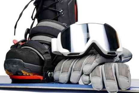 Brentwood Park Ski & Snowboard Centre - Two Hour Ski or Snowboard Session - Save 52%