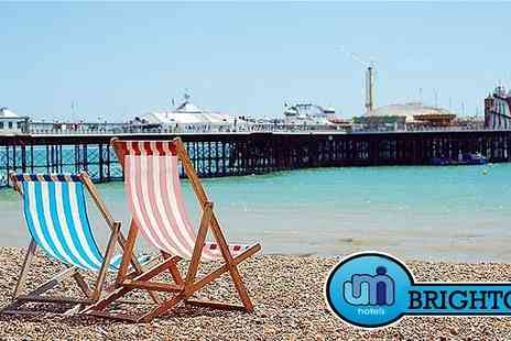 umi Brighton - One night stay for two includes breakfast  - Save 68%