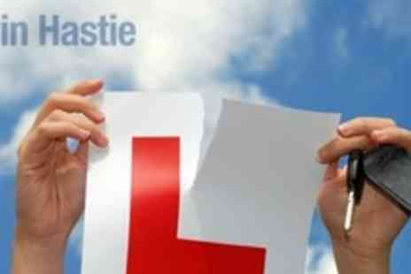 Kevin Hastie Driving School - Three Hours of Driving Lessons - Save 64%