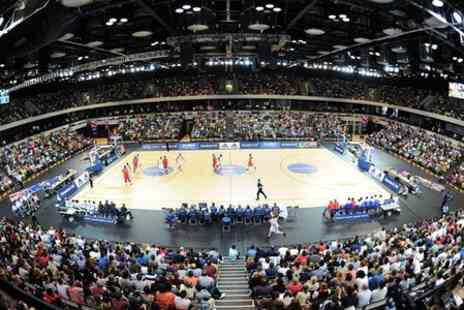 British Basketball League - BBL Playoff Final Basketball Ticket  - Save 58%