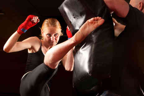 The G Camp - One Month of Kick Boxing Classes - Save 53%
