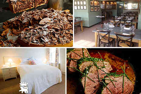 The Angel Hotel - Two Night Stay for Two People with Daily Full English Breakfast - Save 49%