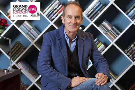 Media 10 - Two Tickets to Grand Designs Live  - Save 50%