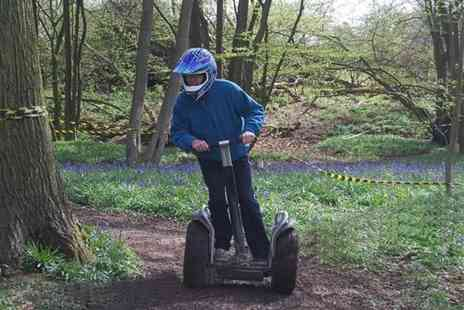 Segwayz - One hour Segway experience including all equipment  - Save 50%