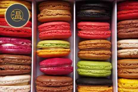 On Cookery Club - Macaron making masterclass with Loretta Liu including a box of 30 macarons to take home  - Save 51%