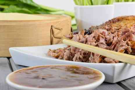 Thai River - Starter and Crispy Aromatic Duck For Two  - Save 51%