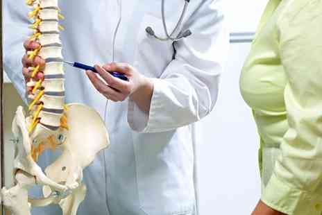 Bangor Family Chiropractic Centre -  Consultation and Four Treatments - Save 79%