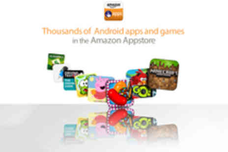 Amazon Media EU SARL - Choose any of the thousands of great apps available on site - Save 100%