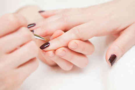 Absolutely Fabulous - 30 Minute Nailtiques Manicure or 30 Minute Monu Express Facial or 45-Minute Back, Face, and Scalp Massage - Save 53%