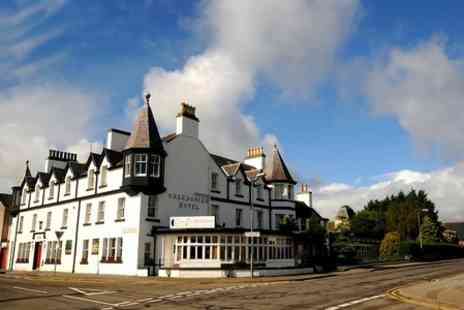 Caledonian Hotel - One Nights For Two With Dinner and Bubbly  - Save 59%