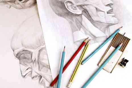 sketchout - Full Day Drawing Workshop Plus Lunch - Save 55%