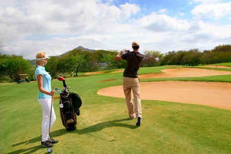 The Kent & Surrey Golf & Country Club - 18 Holes of Golf, 50 Range Balls and a 15 Minute Golf Lesson - Save 66%