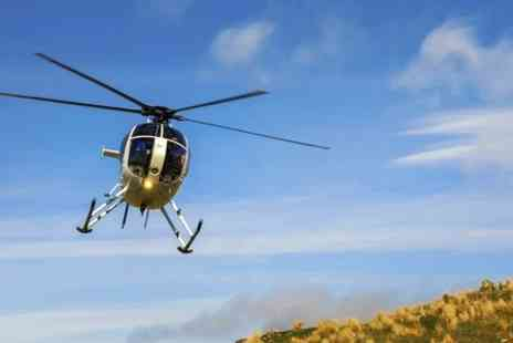 Helicentre Aviation - Helicopter Buzz Flight For One - Save 0%