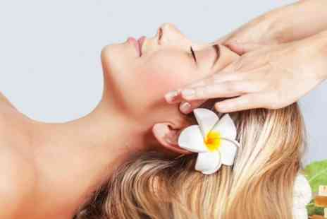 New Look Skincare Beauty Salon - Hot Stone Massage and Facial - Save 68%