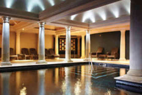 Alexander House Hotel - Luxury Five Star Sussex Spa Break for Two with Dinner Allowance - Save 31%
