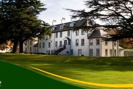Moness Resort - Two Night Stay For Two with Spa Break in Perthshire - Save 62%