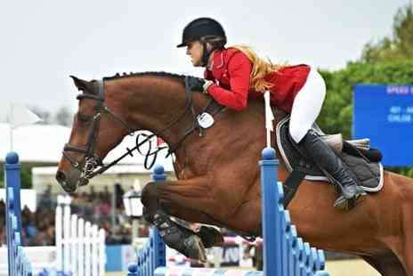 Royal Windsor Horse Show - Royal Windsor Horse Show Entry  - Save 50%