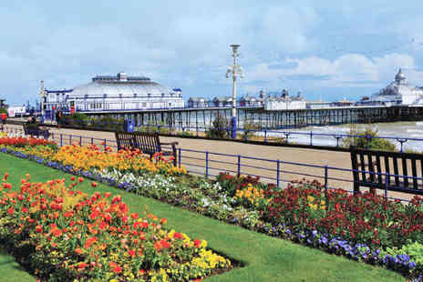 Imperial Hotel - Two night Stay For Two in Seaside Eastbourne - Save 50%
