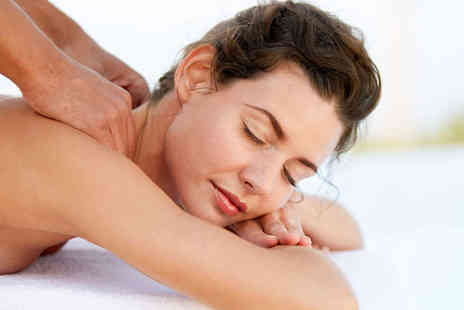 Amber Beauty - Choice of Massage, or Facial, or Massage and Facial - Save 55%