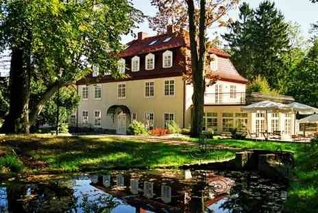 Dwor Oliwski Hotel - Two nights  stay on the Baltic coast  - Save 37%