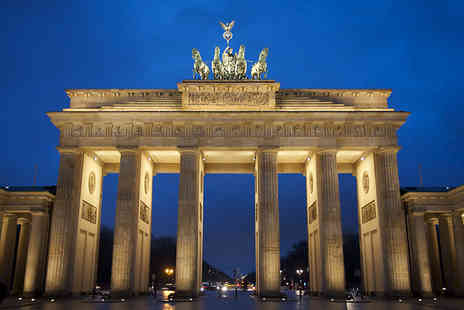 Major Travel - Two night historical Berlin break including return flights and breakfast - Save 43%