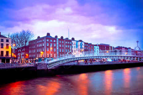 Major Travel - Two night three star Dublin break including flights - save up to 52%