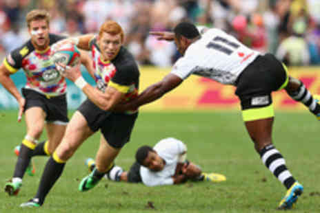 Rugby Football Union - Tickets to The Marriott London Sevens Rugby at Twickenham - Save 50%