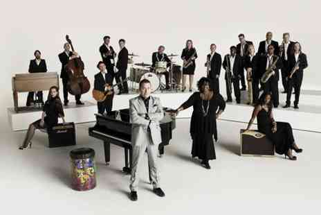 Jools Holland -  One Ticket at Nostell Priory - Save 33%