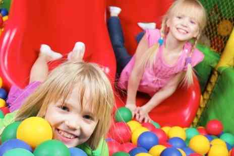 Gambado Chelsea - Soft Play Centre Family Summer Membership - Save 50%