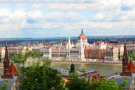 Crystal Travel - Two Night Stay in Budapest with Flights - Save 52%