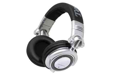 Hanaco - Technics RP DH1250 Professional DJ Headphones - Save 52%