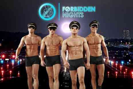 Forbidden Nights - Ticket to see Forbidden Nights incluidng cocktail and VIP club entry to Pacha - Save 41%