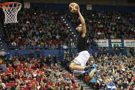 British Basketball League - Childs ticket to BBL playoff final  - Save 43%