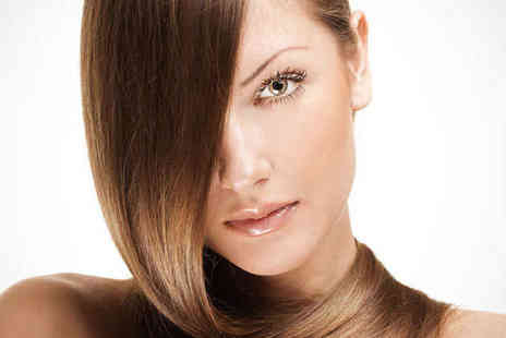 CG Hair - Brazilian Blow Dry with Intensive Conditioning Treatment  - Save 53%