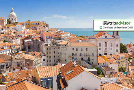 iFly Holidays - Two night Lisbon break including flights and breakfast - Save 19%