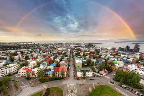 iFly Holidays - Two nights in Iceland including flights & breakfast - Save 44%