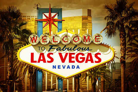 iFly Holidays - Four night break in Las Vegas with  return flights - Save 24%