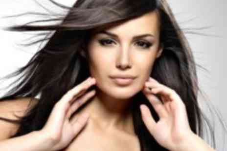 Sara beauty and hair salon - Full head of colour with a cut & blow dry - Save 79%