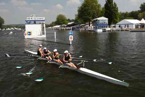 Maidenhead Steam Company - All inclusive Henley Royal Regatta Package with cruise - Save 27%