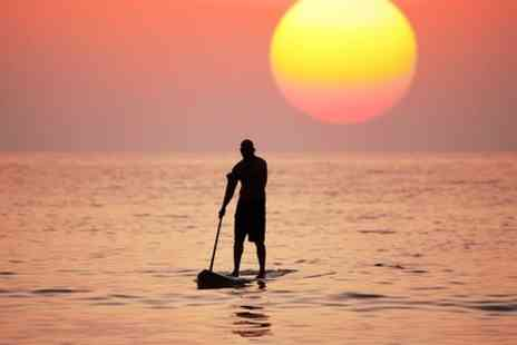 Back of Beyond Adventures - Canoeing Paddleboarding or Kayaking For Two - Save 55%