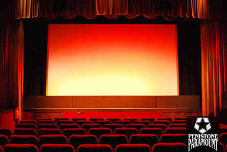 Penistone Paramount - Cinema Ticket and Tea or Coffee Each for Two People - Save 53%