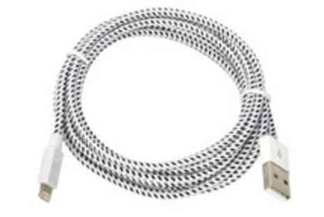 J & S Wholesales  - 3m cable for iPhone & iPad - Save 47%