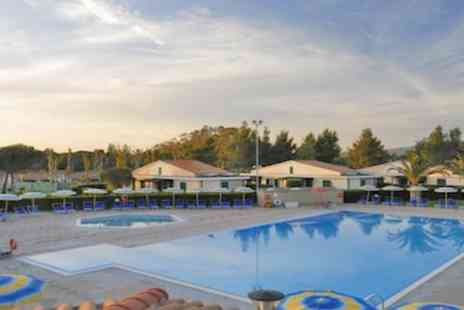 Villaggio Turistico la Cecinella - A week by the sea in the spectacular surroundings of Tuscany with half board, a pool and spa - Save 57%